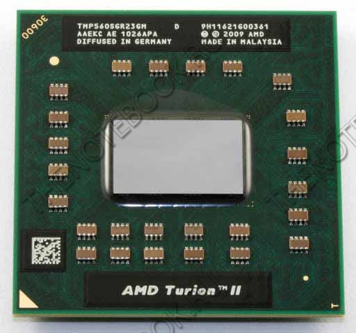 Процессор AMD Turion II Dual-Core Mobile P560 - TMP560SGR23GM